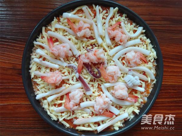 米饭披萨怎样做