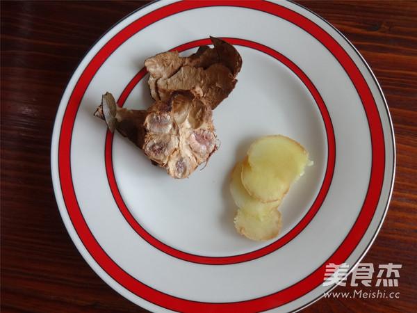 猪肺萝卜丝汤的简单做法