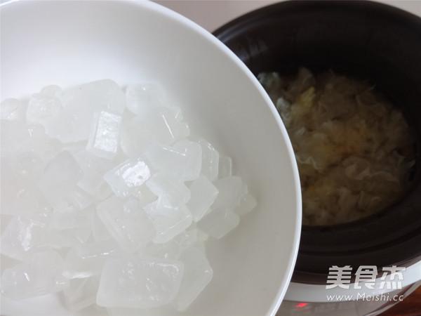 苏泊尔·中华炽陶雪梨银耳糖水怎么炒