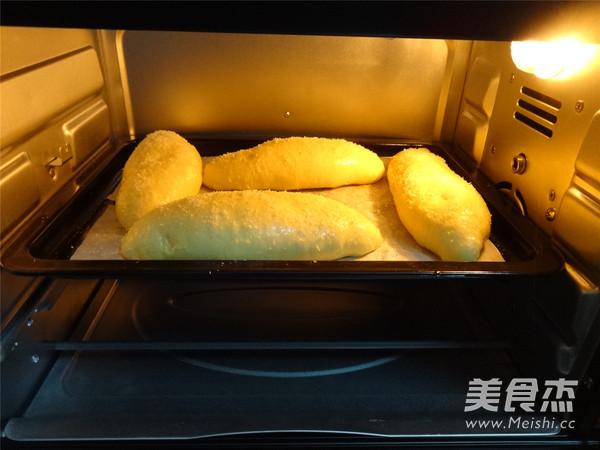 椰蓉面包的制作方法