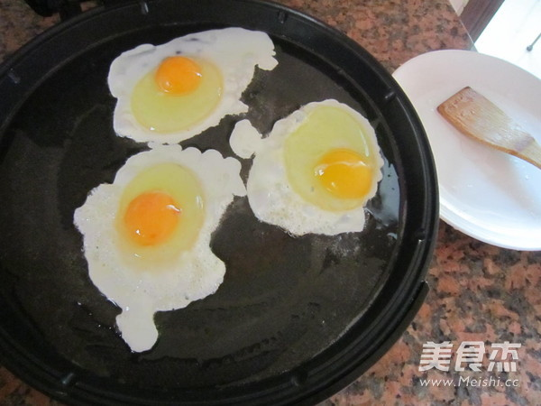 虎皮青椒荷包蛋的家常做法