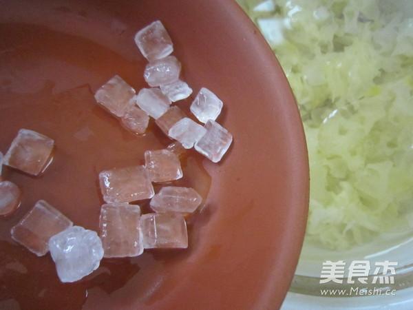 黄瓜银耳汤怎么煮