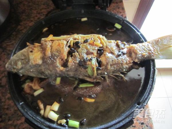 红烧鲤鱼怎么煮