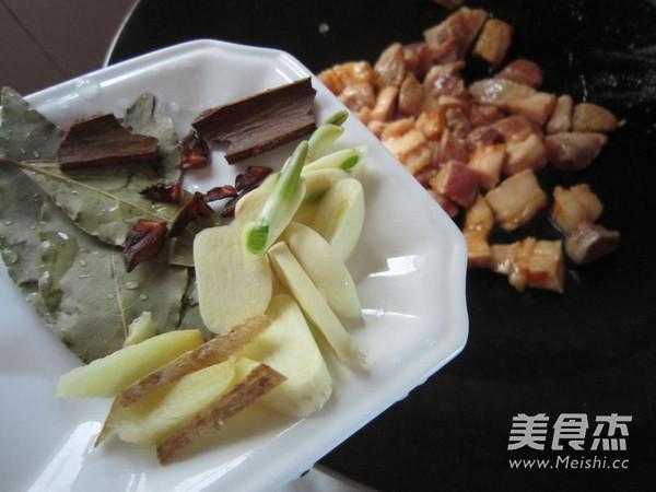 猪肉炖萝卜的简单做法