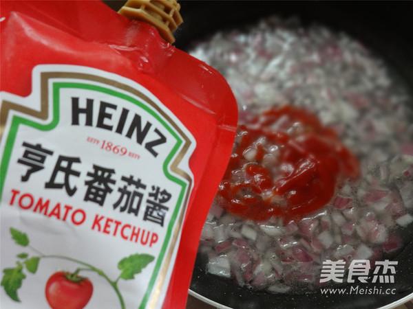 茄汁排骨怎么炒