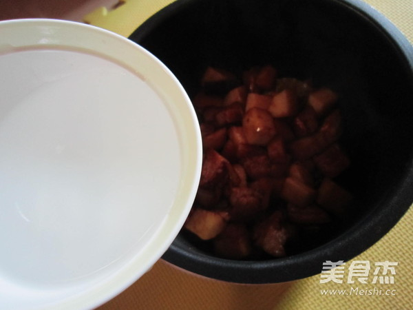 猪肉炖萝卜怎么煮