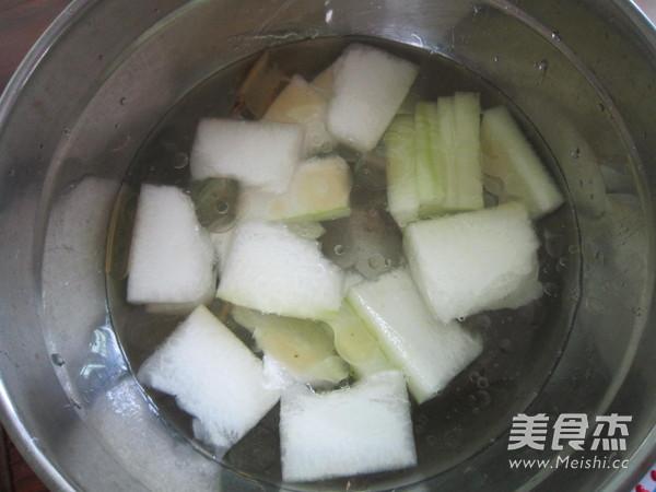 冬瓜虾汤的简单做法