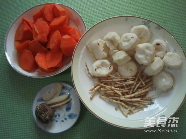 茅根马蹄胡萝卜汤的做法图解