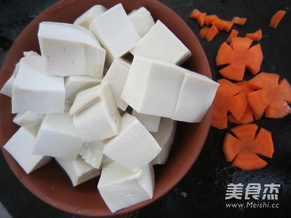香菇豆腐鲫鱼汤的家常做法