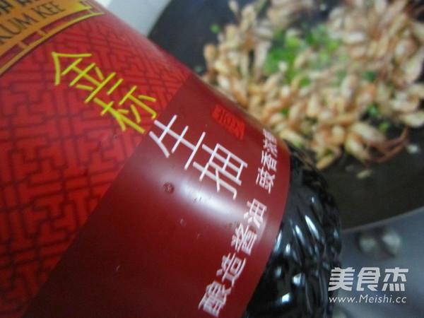 煎炒小河虾怎么做
