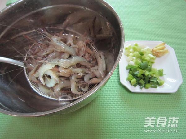 煎炒小河虾的做法图解