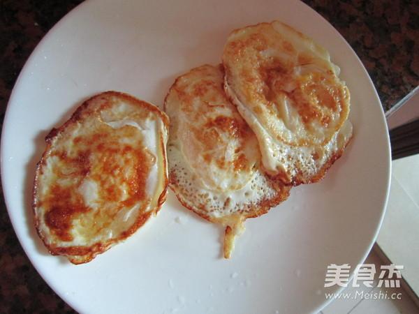 虎皮青椒荷包蛋的简单做法