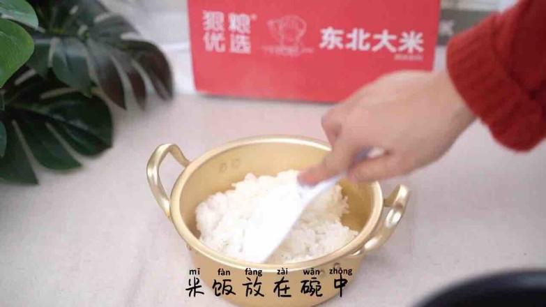 家庭版韩式拌饭怎么炒