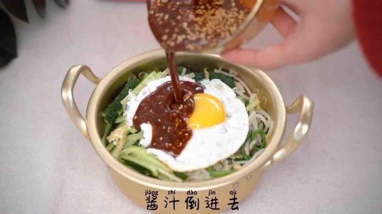 家庭版韩式拌饭怎么炖