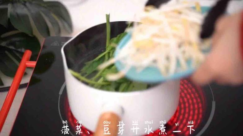 家庭版韩式拌饭怎么做