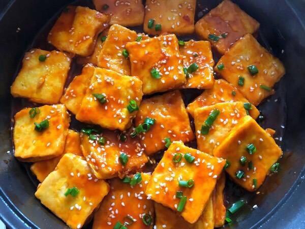 糖醋脆皮豆腐怎么做