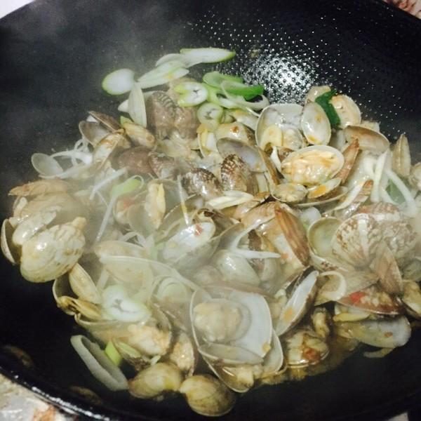 酱爆花蛤怎么做