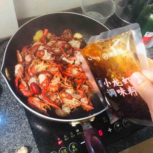 香辣小龙虾怎么炒