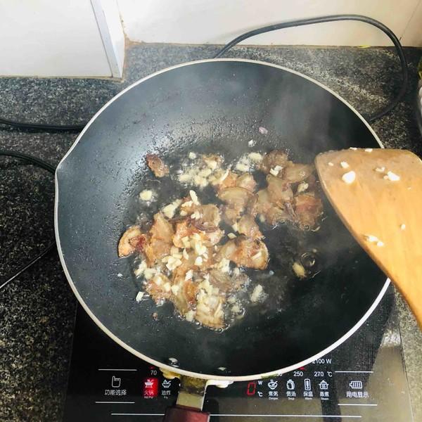腊肉茶树菇怎么吃