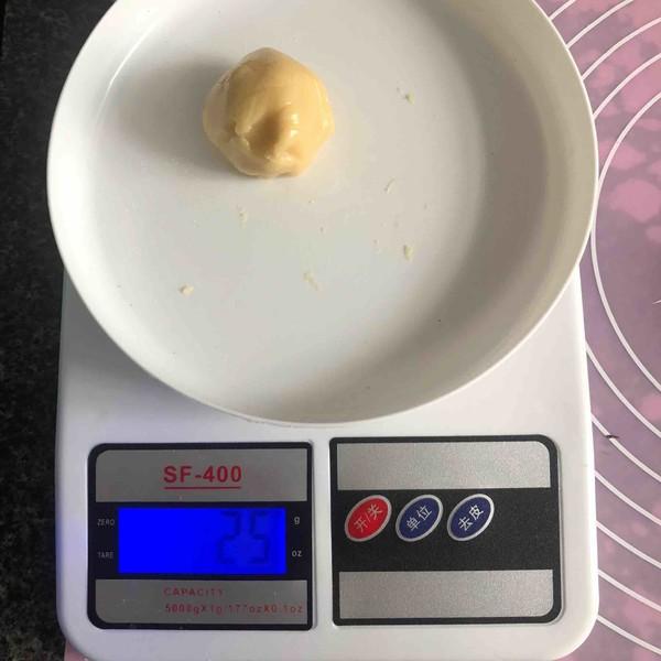 广式红豆沙蛋黄月饼怎样煸