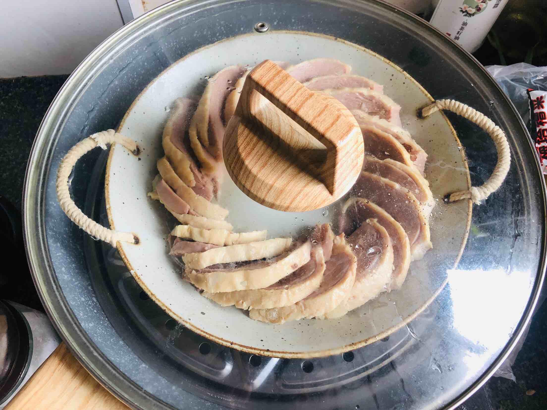清蒸南京盐水鸭的简单做法