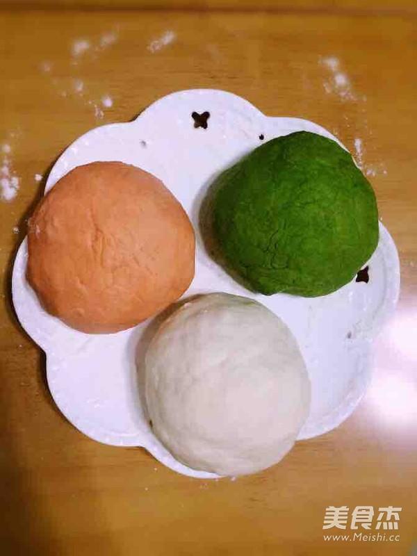 三色猪肉水饺怎么吃