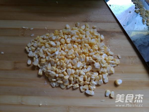 玉米鲜肉饺子的家常做法