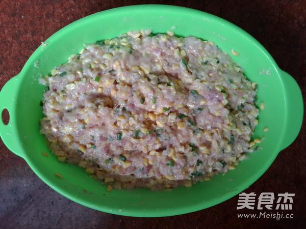 玉米鲜肉饺子怎么吃