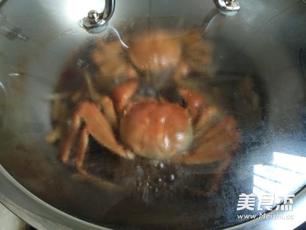 黄酒姜糖醉蟹怎么吃