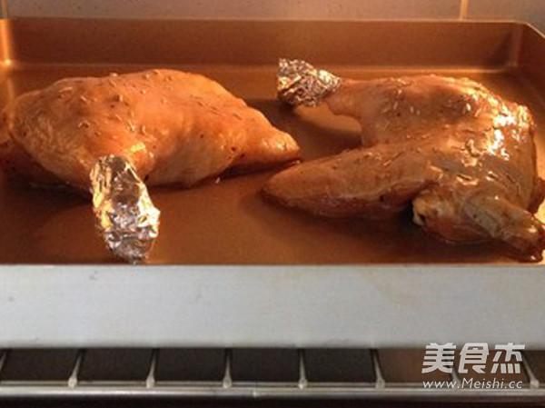 迷迭香烤鸭腿怎么做