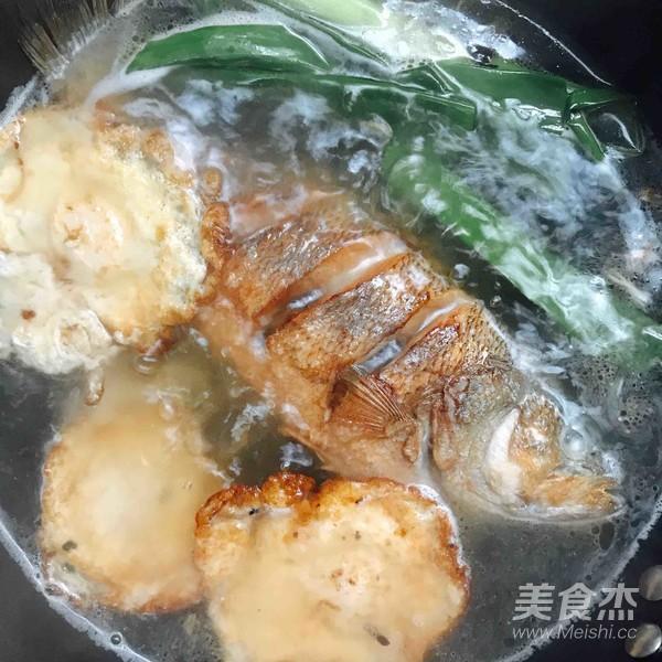 奶白鲫鱼豆腐汤怎么煮