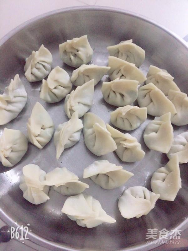 猪肉韭菜饺子怎么吃