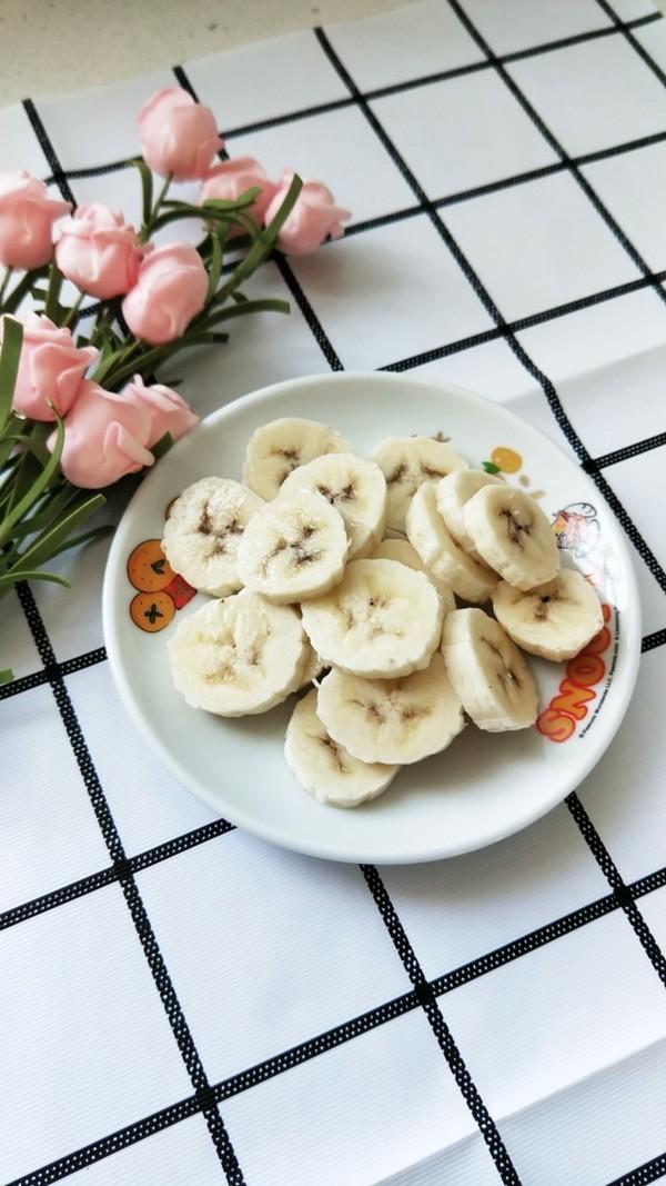 香蕉鸡蛋松饼的做法图解