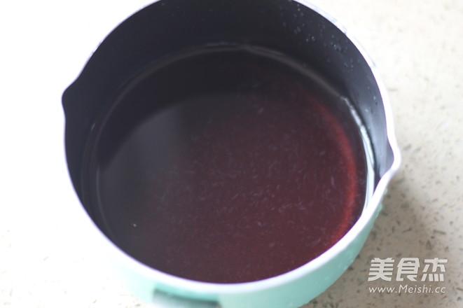 蔓越莓奶冻怎么煮