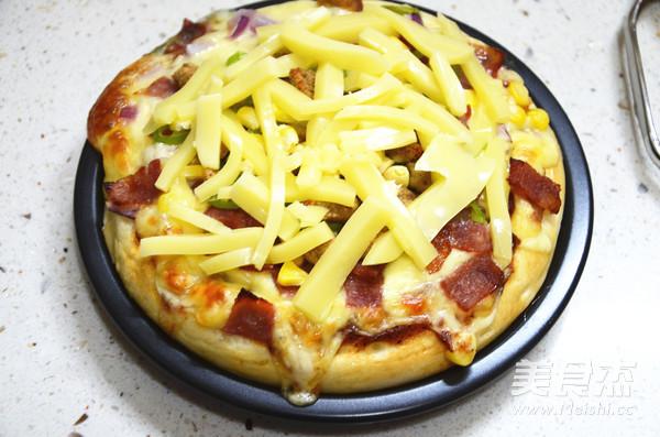 牛肉披萨培根怎样做