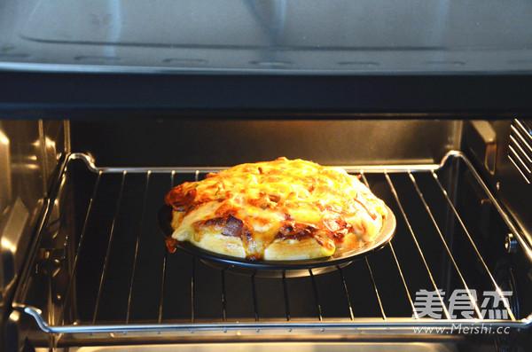 牛肉披萨培根怎样炒