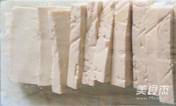 香煎豆腐的做法图解