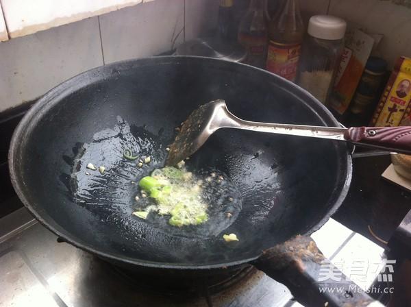 芸豆角炒肉的简单做法