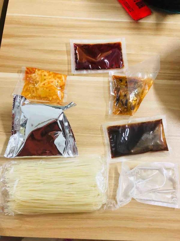 广西柳州螺蛳粉的做法大全