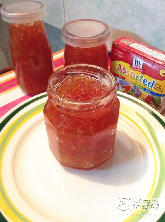 蜂蜜水果茶的家常做法