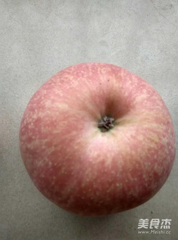 苹果沙拉的步骤