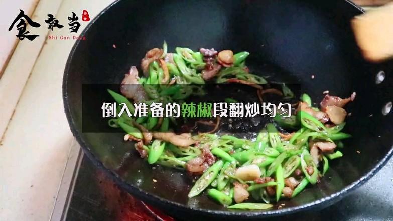 农家小炒肉怎么吃