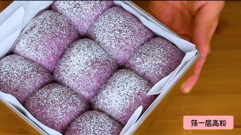 蓝莓面包怎么煸
