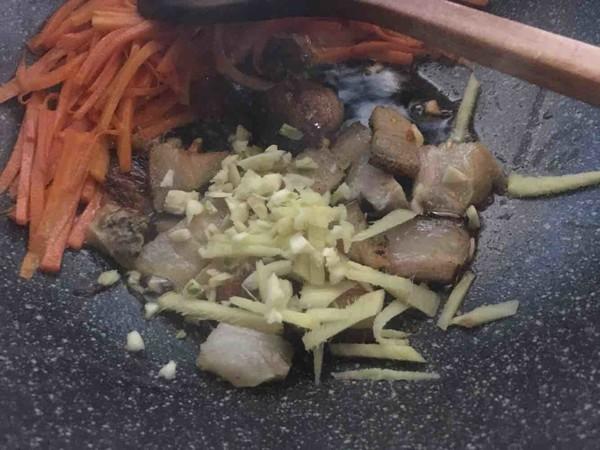 干豆角炒肉怎么吃
