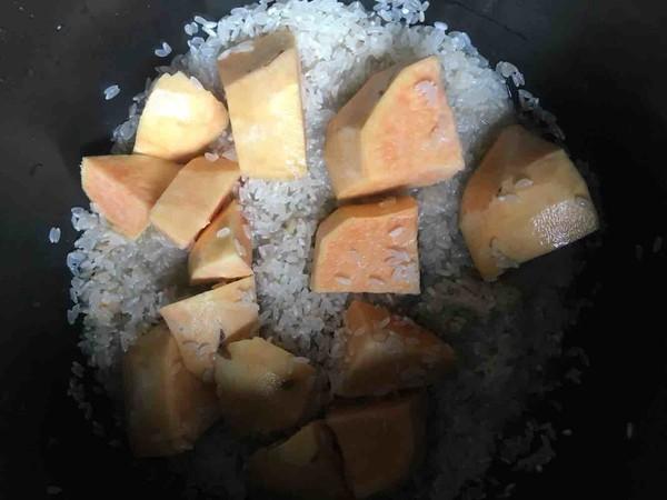 红薯饭怎么吃