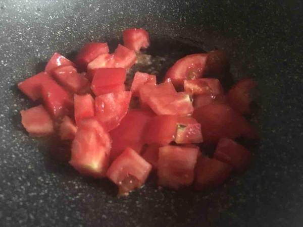 番茄西葫芦鸡蛋汤怎么吃