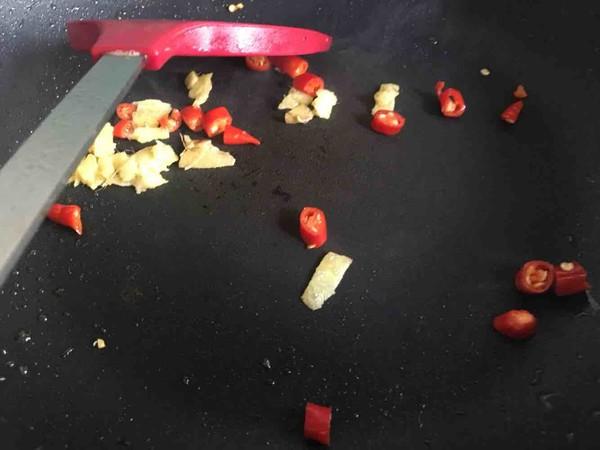 肉末冬瓜的简单做法