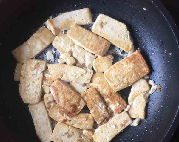 煎豆腐怎么炖