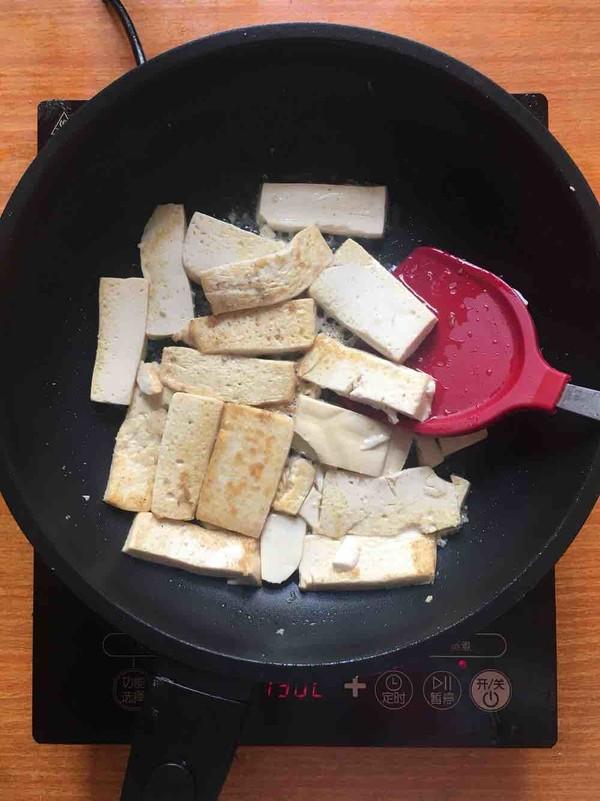 煎豆腐怎么煮