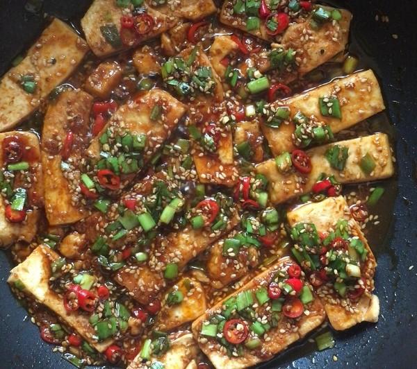 煎豆腐怎样煸